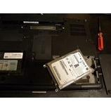 『激遅VISTAマシンをWindows7に HP EliteBook HDD交換』の画像