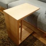 『日進木工の2WAY SIDE TABLE』の画像