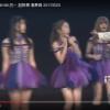 【悲報】SNH48の公演中に男がステージ上に乱入しメンバーを襲う