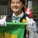 2018年横浜開港記念みなと祭国際仮装行列第66回ザよこはまパレード その56(鎌倉女子大学中等部・高等部マーチングバンド)