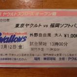 『日本の旅 ~【東京の野球見物】』の画像