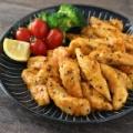 ピリ辛七味チキン(ささみ) 自分が食べたいものを作って。そこから子ども向けにしていこう。