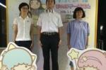 可能性無限大!キキララさんとひこぼしくんおりひめちゃんと写真を撮ろう〜!