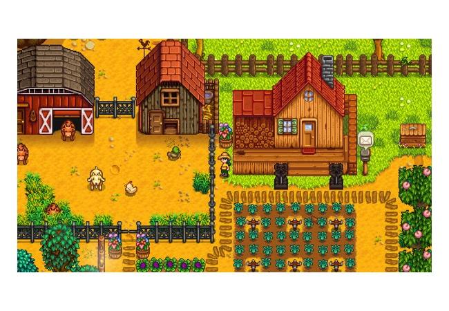 期待のゲーム『Stardew Valley』10月5日switch版発売決定!!