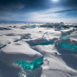 『死ぬまでに見たい世界の景色 バイカル湖』の画像