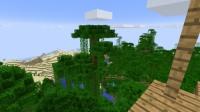 ジャングル都市に拠点と馬小屋を作る