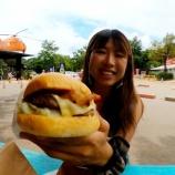 『【グルメ】タイの避暑地カオヤイで絶品ステーキバーガーを食す。』の画像