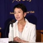蓮舫代表を中国メディアが熱烈歓迎ムード