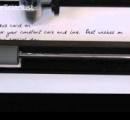 【動画】 こち亀で25年前に登場していた手書き完全再現ロボットがついに現実に