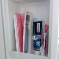 衛生的に歯ブラシを