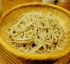 日本酒が飲みたくなる、ちょっと贅沢蕎麦ランチ。 土山人 南森町