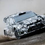 『【3/16 本日まで】 Spark 1/43 Volkswagen Polo R WRC 2017 Test Car【予約販売商品(4月発売予定)】』の画像