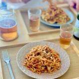 『小麦粉と米油で簡単生パスタ作り』の画像