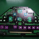 『バイクのメーターパネル LED交換(LED打ち替え)』の画像