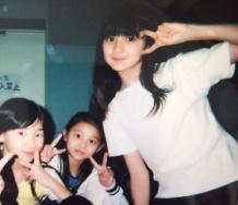 『小学生時代の森咲樹、和田彩花、佐保明梨、古川小夏が超絶美少女だったことを証明する画像が続々と発掘されている件について』の画像