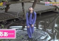 """【乃木坂46】懐かしいw """"水に落ちたらめっちゃ浅い""""www"""