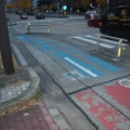自転車2台が衝突 名古屋