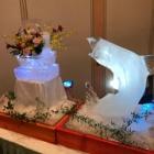 『氷彫刻しました。でもシャントが・・・』の画像
