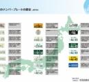 「軽の黄色がこれほど不人気とは」東京五輪記念ナンバープレートの事前申し込みの約7割が軽自動車用に偏る