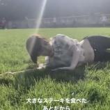 『【乃木坂46】えっ!?見え・・・山下美月、寝返りを打ったときのヘソチラが際どすぎてヤバい・・・【動画あり】』の画像