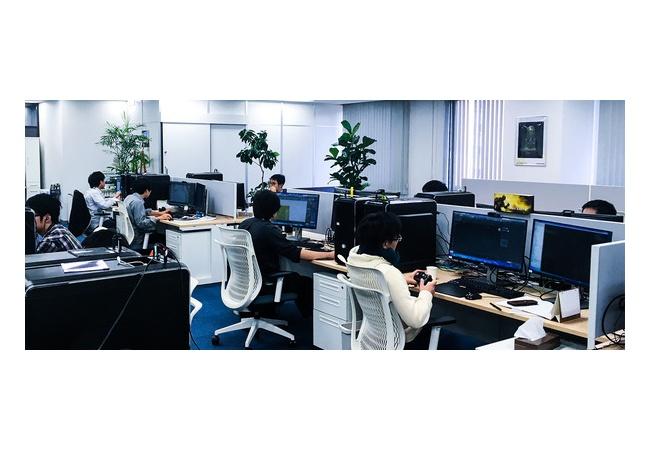 【衝撃】フロムソフトウェアの社内風景、普通の会社と変わらない