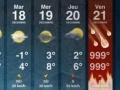 明日のメキシコの天気予報wwwwwwww