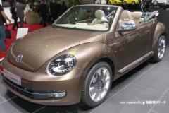 VW・ザ・ビートル カブリオレが日本発売、価格は375万円 高すぎワロタw