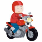 【画像】とんでもないバイクが公道走ってたんだが… それ、どう見ても盗んできたやつだろwwwww