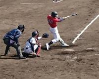 立命大・栄枝裕貴、虎の梅野2世だ 阪神・熊野スカウト「大型捕手で肩も強く打てる子」