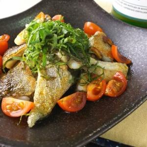 旬のお魚を美味しく♪鱈のさっぱりニンニク焼き
