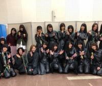 【欅坂46】紅白出場後の欅ちゃん集合写真!