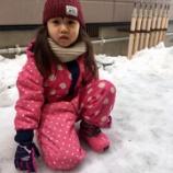 『雪遊び』の画像