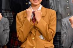 『欅坂46の暫定センターは平手友梨奈か 溢れ出るセンターオーラが凄いと話題に』の画像