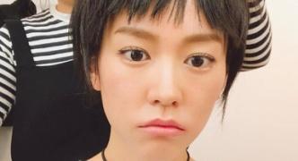 """【芸能】桐谷美玲が男前な""""ショートカット""""を披露「弟に似てました」"""