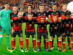 ベルギーのサッカー選手を1人思い浮かべてください