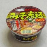 『名古屋名物みそ煮込うどん寿がきや食品』の画像