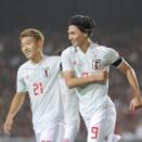 【ハイライト動画】日本代表 3-0でタジキスタンに勝利! 南野2ゴール+浅野1ゴール ★3