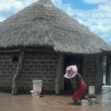 『有事における権力者への批判。ムガベ大統領とジンバブエの洪水被害。』の画像