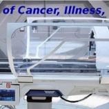 『医療ポッド(Med Beds)は存在する!~ 病気、持病、がんの終焉』の画像