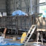 『保存貨車 小坂鉄道トキ15000形トキ15008』の画像