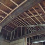 『勾配天井って結構たいへん』の画像