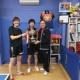 【ぐっちぃ】愛知県東名卓球ジムへ♪石田さんありがとう!