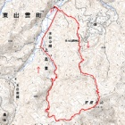 『京羅木山 473m Jan. 17, 2017』の画像