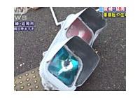 【動画】 延岡市で強烈な竜巻発生 鉄塔倒れコンテナ飛び車横転、けが人複数で騒然