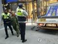 【速報】韓国、男がトラックでテレビ局に突入wwwwww(画像あり)