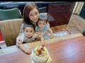 【画像】長友佑都と平愛梨の子供がめっちゃかわいい件wwwww