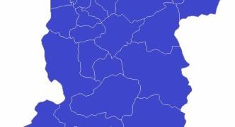 【これは酷い】 奈良県の南北格差 人口で県を2つに割ってみた時の面積比が余りにもおかしいと話題に