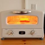 『【レビュー】アラジンのトースターを使ってみて』の画像