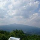 登山でトレーニング