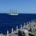 グアム周辺海域で海自護衛艦「ゆうぎり」がスペイン海軍、米海軍と相次いで訓練したと発表…太平洋でスペインと訓練するのは稀!